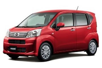 Daihatsu Move LA150S/160S Facelift Hatchback