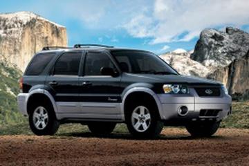 Ford Escape I Facelift SUV