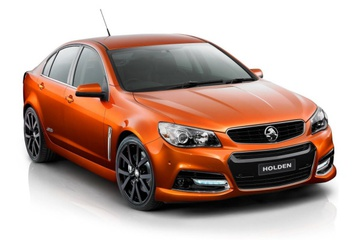 Holden Commodore IV (VF) Седан
