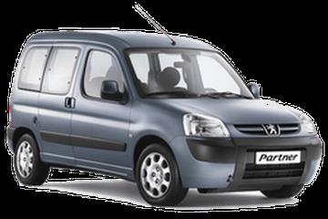 Peugeot Partner I (M59) MPV
