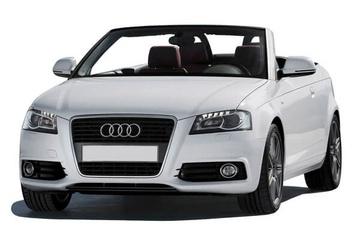 Audi A3 8P Facelift (8P7) Convertible