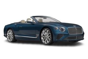 Bentley Continental GT III Convertible