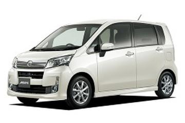 Daihatsu Move Custom V Facelift Hatchback