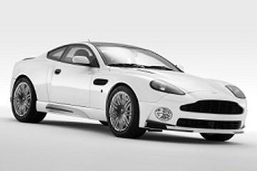 Aston Martin V12 Vanquish NP Купе