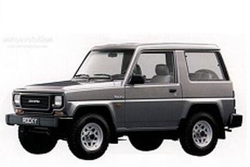 Daihatsu Rocky F78 Closed Off-Road Vehicle
