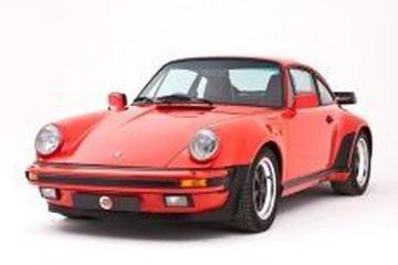 Porsche 911 III (930) Купе