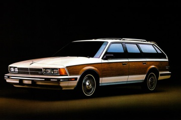 Buick Century V Универсал