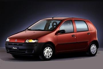 Fiat Punto 188 Hatchback