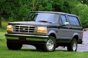 Ford Bronco V SUV