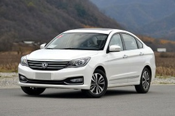 Dongfeng A60 Facelift Седан