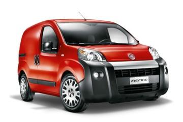 Fiat Fiorino 225 Box