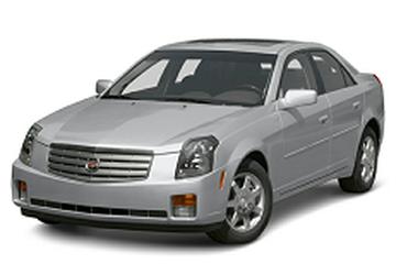Cadillac CTS GM Sigma I Седан