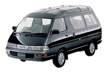 Daihatsu Delta Wide B20/B30 Фургон