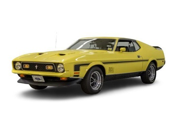 Ford Mustang Mach 1 I Facelift Купе