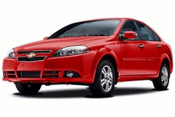 Chevrolet Optra J200 Facelift Седан