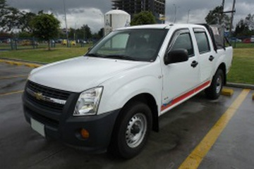 Chevrolet D-Max II Pickup Double Cab