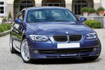 BMW Alpina D3 E90/E91/E92 Facelift (E92) Купе
