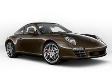 Porsche 911 VII (997) Targa