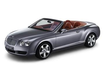 Bentley Continental GT I Convertible