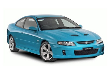 Holden Monaro VZ Купе