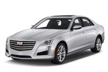 Cadillac CTS GM Alpha Седан