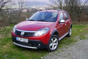 Dacia Sandero Stepway I Hatchback