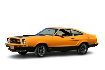 Ford Mustang Mach 1 II Купе