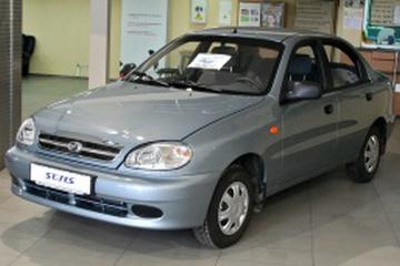 Daewoo Sens T100/150 Седан