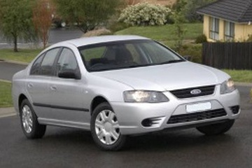 Ford Falcon BF Facelift Седан