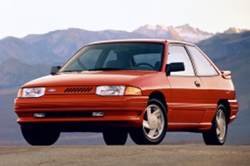 Ford Escort II Hatchback