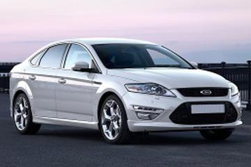 Ford Mondeo MK4 Facelift Liftback