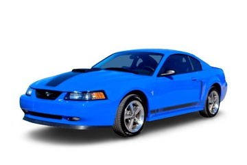 Ford Mustang Mach 1 IV Купе
