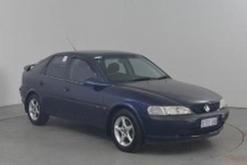 Holden Vectra JS Hatchback