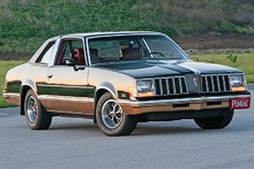 Pontiac Grand Am G-body Купе