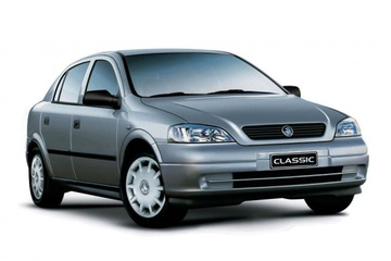 Holden Astra TS Седан