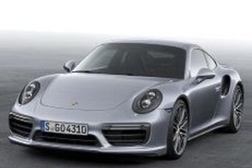 Porsche 911 VIII (991) Facelift Купе