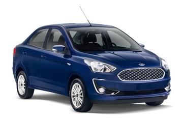 Ford Figo II Facelift Седан