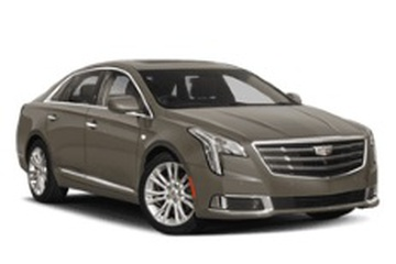 Cadillac XTS GM Epsilon II facelift Седан