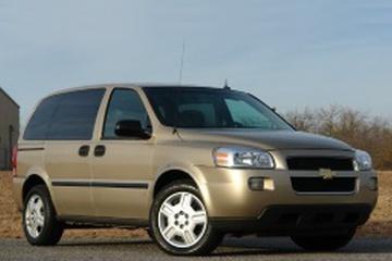 Chevrolet Uplander MPV