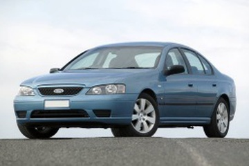 Ford Falcon BF Седан