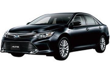 Daihatsu Altis SXV50 Facelift Седан