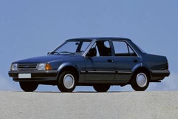 Ford Orion I (AFD) Седан