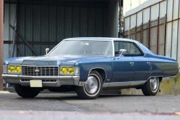 Chevrolet Caprice II Hardtop