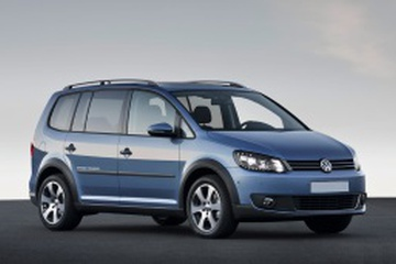 Volkswagen CrossTouran Facelift MPV