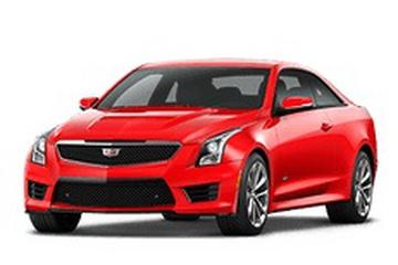 Cadillac ATS-V GM Alpha Купе