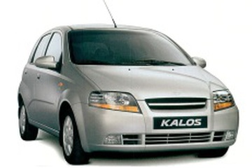 Daewoo Kalos T200 Hatchback