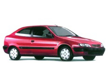 Citroën Xsara N (N0) Купе