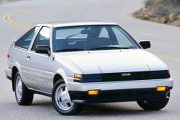 Toyota Corolla V (E80) Liftback
