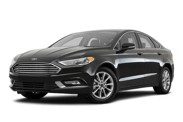 Ford Fusion II Facelift Седан
