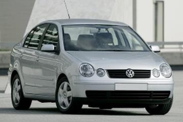Volkswagen Polo Mk4 Седан